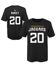 Outerstuff Jalen Ramsey Jacksonville Jaguars Mainliner Player T-Shirt, Little Boys (4-7)