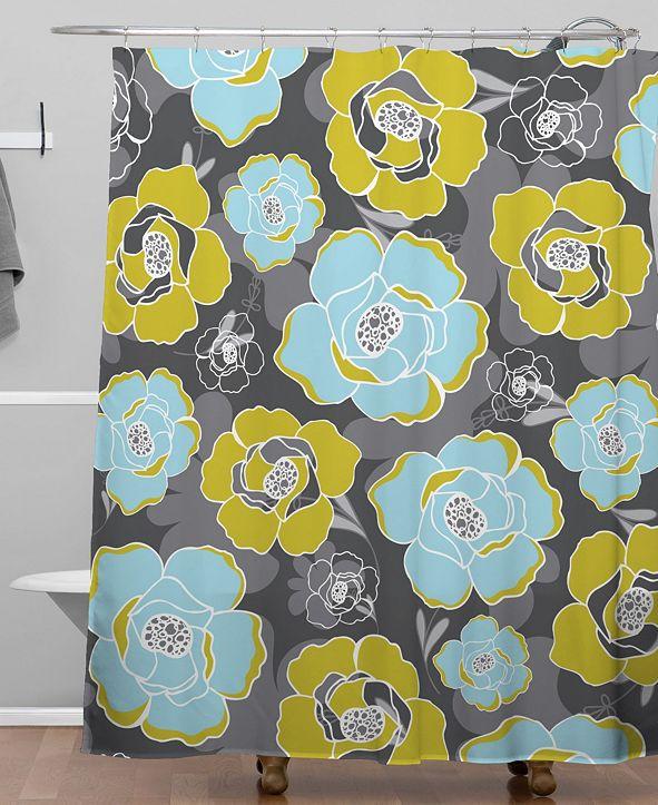 Deny Designs Heather Dutton Katrien Shower Curtain