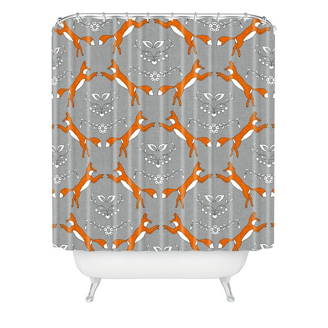 Deny Designs Holli Zollinger Foxen Shower Curtain