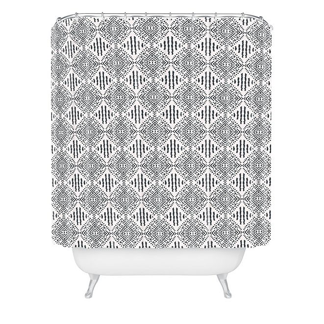 Deny Designs Holli Zollinger Carribe Shower Curtain