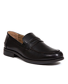 Deer Stags Men's Fund Classic Dress Comfort Penny Moc Loafer