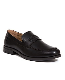 Deer Stags Men's Fund Classic Dress Loafer
