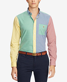 Polo Ralph Lauren Men's Classic Fit  Fun Shirt