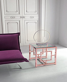 Pong Table Lamp Gray