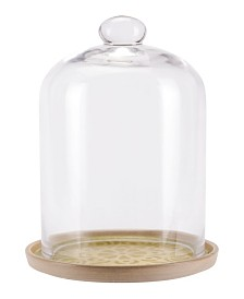 CLOSEOUT! Zuo  Small Glass Dome