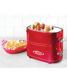 Nostalgia Pop-Up Hot Dog Toaster