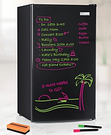 Igloo 3.2 Cu. Ft. Dry Erase Board Refrigerator