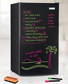 Igloo 3.2 Cu. Ft. Dry Erase Board Refrigerator