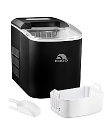 Igloo 26-Pound Automatic Ice Cube Maker - Black