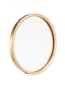 Ogee Mirror Sm Gold