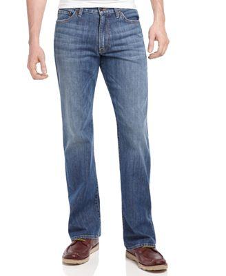 Lucky Brand Men's 367 Vintage Boot Cut Jeans - Jeans - Men - Macy's
