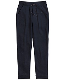 Men's Fleece Sweatpants with Velcro® Hem