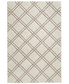"Trisha Yearwood Home Walkaway Buff/Mink 5' x 7'6"" Area Rug"