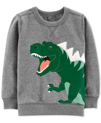 Carter's Toddler Boys Dino Graphic Sweatshirt