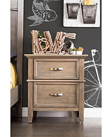 Vizcaino 2-drawer Nightstand