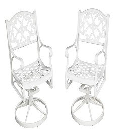 Home Styles Biscayne Swivel Chair