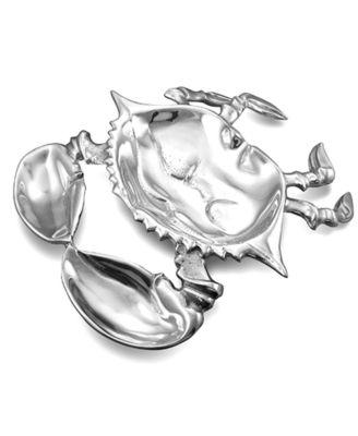Serveware, Crab Chip and Dip
