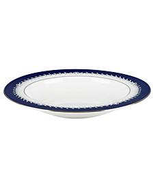 Dinnerware, Empire Indigo Rim Soup Bowl
