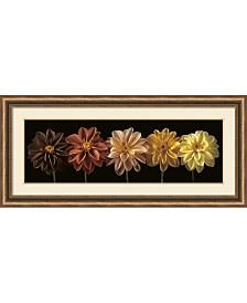 Amanti Art Floral And Still Life Salute Framed Art Print