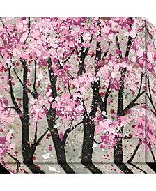 Amanti Art Spring Theme Canvas Art Gallery Wrap