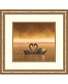 Amanti Art Lovers  Framed Art Print