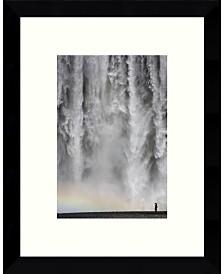 Amanti Art Iceland 113- Waterfall Framed Art Print
