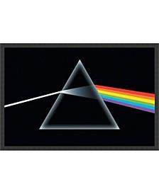 Pink Floyd - Dark Side Of The Moon- Framed Art Print