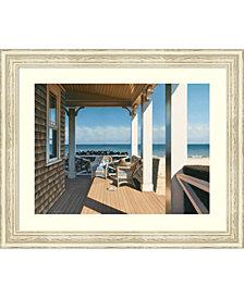 Amanti Art Nantucket Shore Framed Art Print