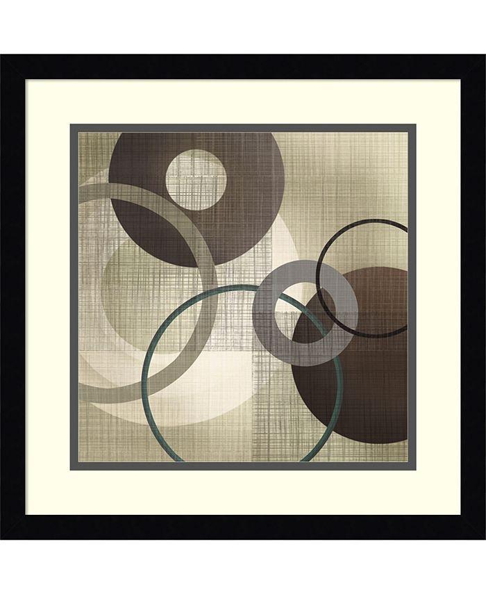 Amanti Art - Hoops 'n 17x17 Framed Art Print