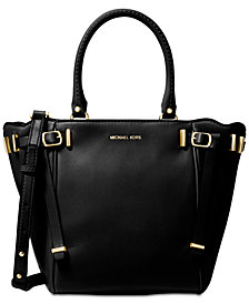 MICHAEL Michael Kors Amelia Top Zip Small Tote