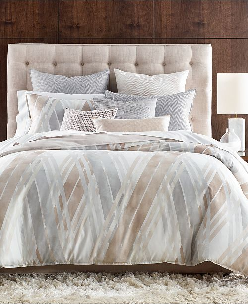 Hotel Collection Lateral Bedding Collection, Created for Macy's