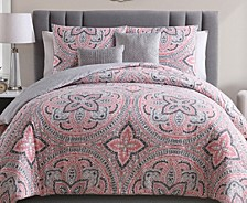 Allison Reversible Comforter Set Collection