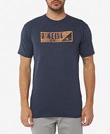 O'Neill Men's Wedge Logo Graphic T-Shirt