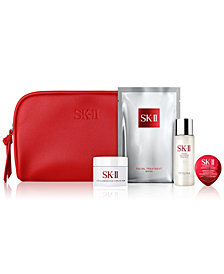 Receive a Complimentary 5-Pc. gift with $450 SK-II purchase
