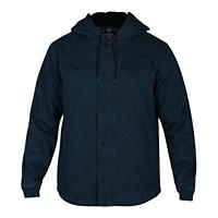 Hurley Men's Outdoor Hooded Jacket Deals