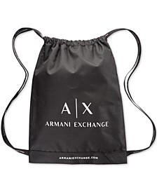 Receive a FREE Backpack with any A|X Armani Exchange $65 purchase