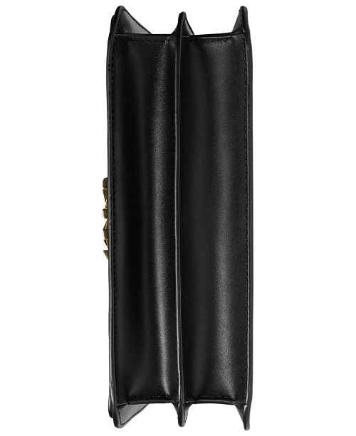 7f9e69c0ec59 Michael Kors Mott Metallic Deco Chain Swing Shoulder Bag - Handbags ...