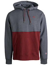 Champion Men's Colorblocked Fleece Hoodie