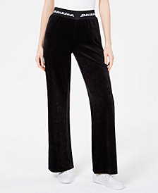 Dickies Logo-Band Wide Leg Pants