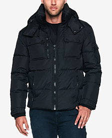 S13 Men's Water Resistant Puffer Coat