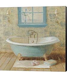 Victorian Bath I by Danhui Nai Canvas Art