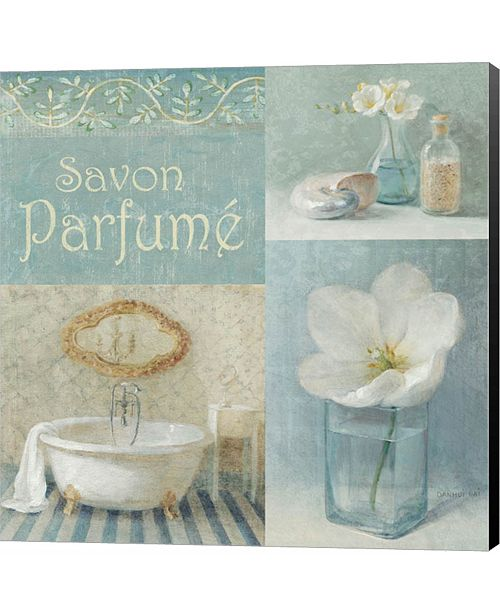 Metaverse Parfum II by Danhui Nai Canvas Art