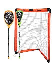 Youth Lacrosse Goal Stick Set