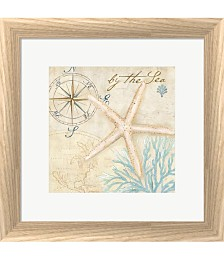 Nautical Shells I by Cynthia Coulter Framed Art