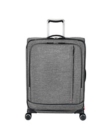 "Malibu Bay 25"" Softside Check-In Spinner"
