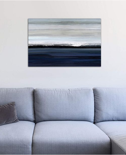 """iCanvas """"At The Edge"""" by Rachel Springer Gallery-Wrapped Canvas Print (18 x 26 x 0.75)"""