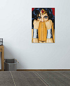 """iCanvas """"The Confident Woman"""" by Scott Rohlfs Gallery-Wrapped Canvas Print (40 x 26 x 0.75)"""