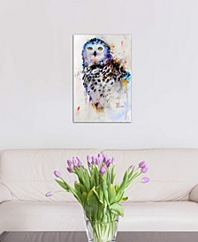 """Owl"" by Dean Crouser Gallery-Wrapped Canvas Print (26 x 18 x 0.75)"