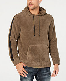 I.N.C. Men's Regular-Fit Fleece Hoodie, Created for Macy's