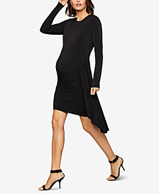 Maternity High-Low Dress